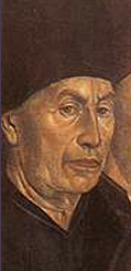 Possible self-portrait of Nuno Goncalves (from St Vincent Panels).jpg