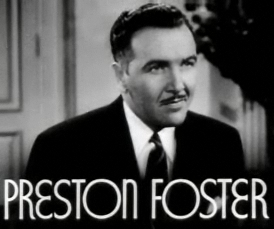 Preston Foster actor, vocalist