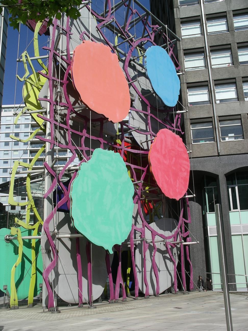 Description public art victoria
