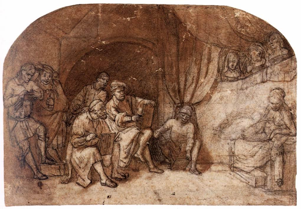 bocetos-rembrandt
