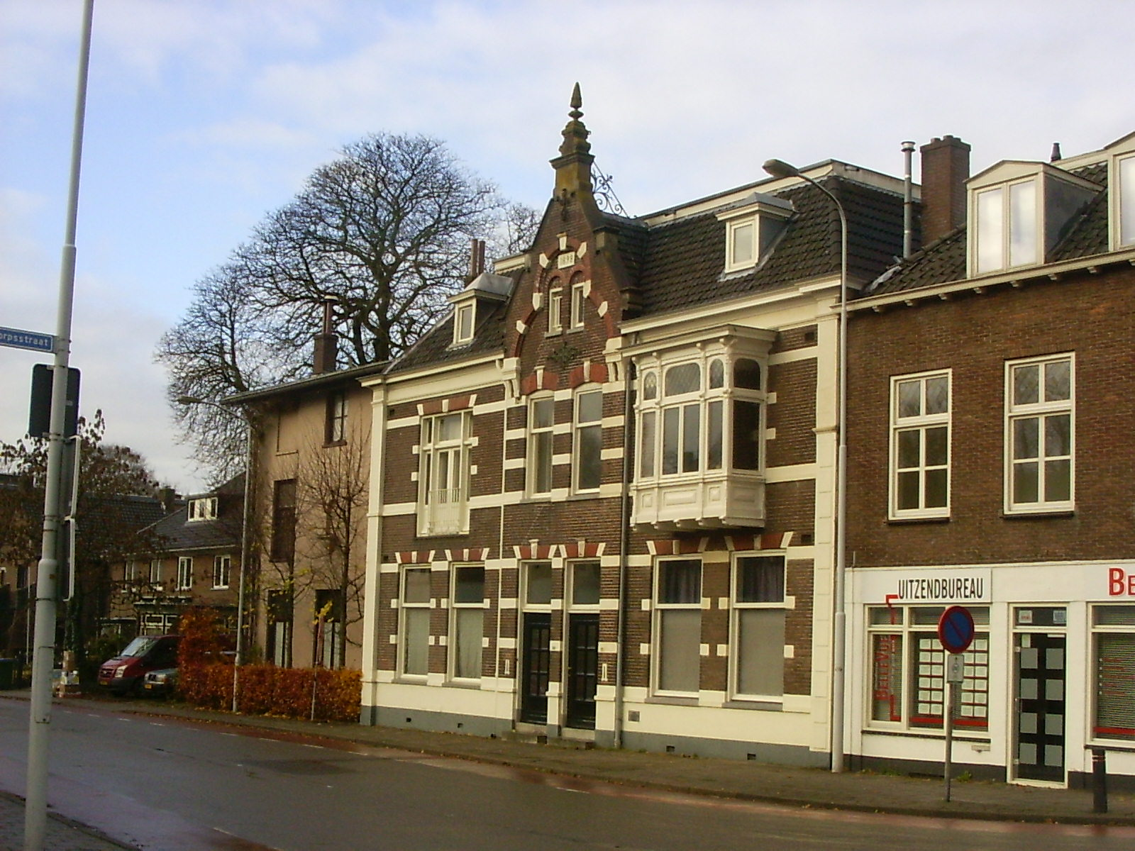File renkum dorpsstraat luxe oud huis jpg - Oud huis ...