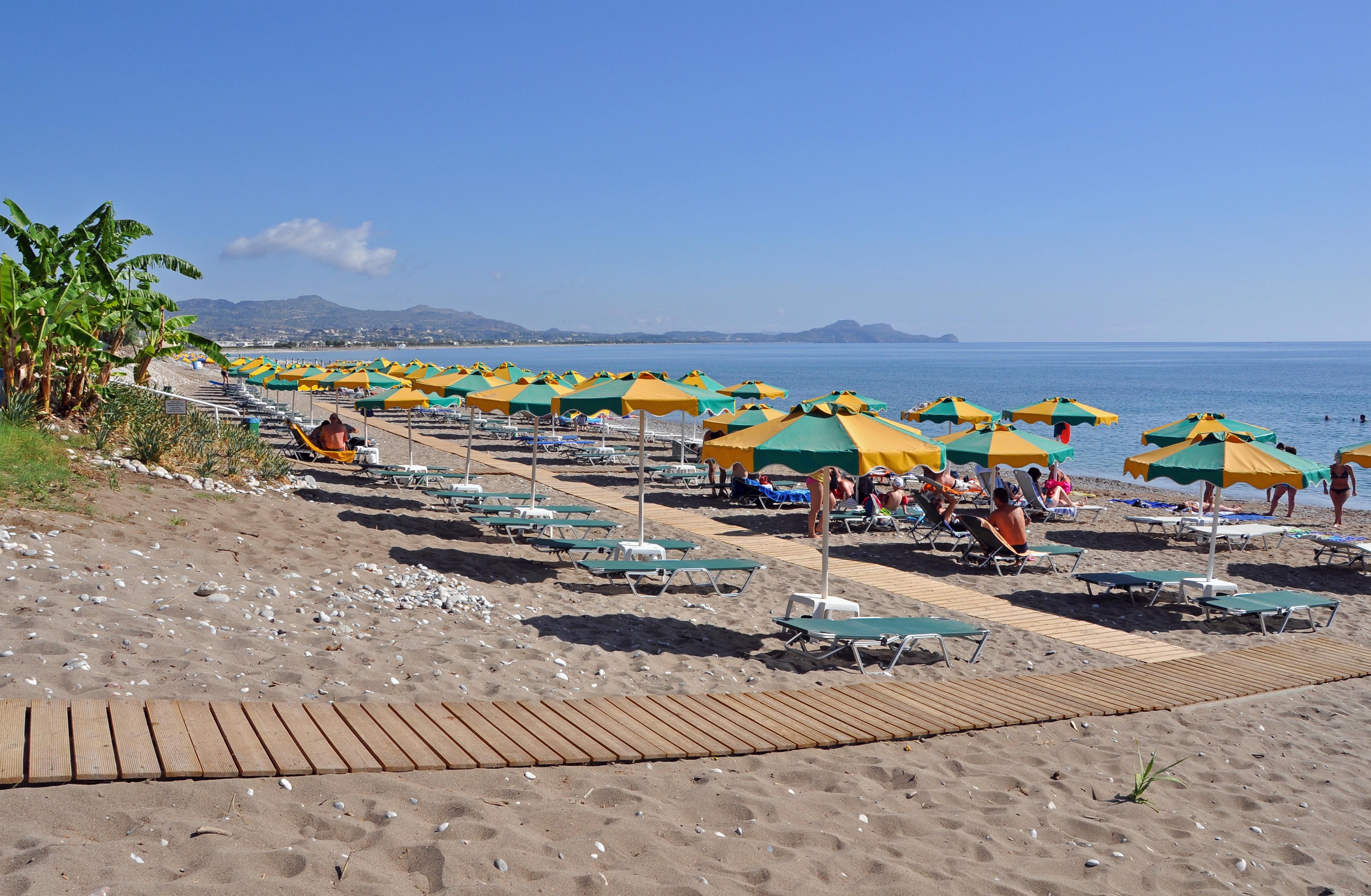 Hotel Kolymbia Beach Rhodos