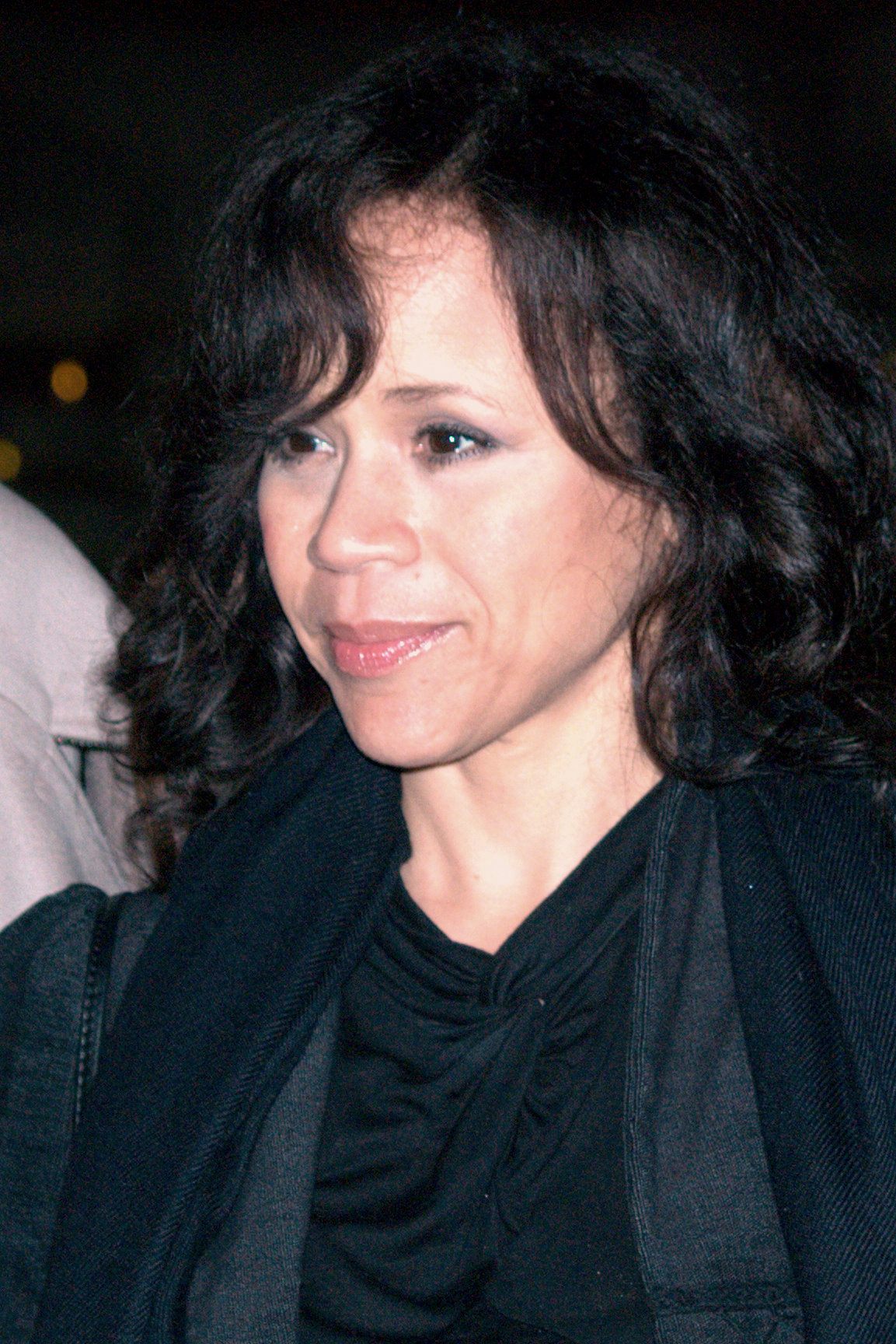 rosie perez husband
