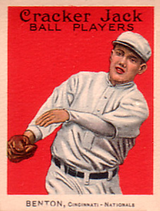 Rube Benton American baseball player
