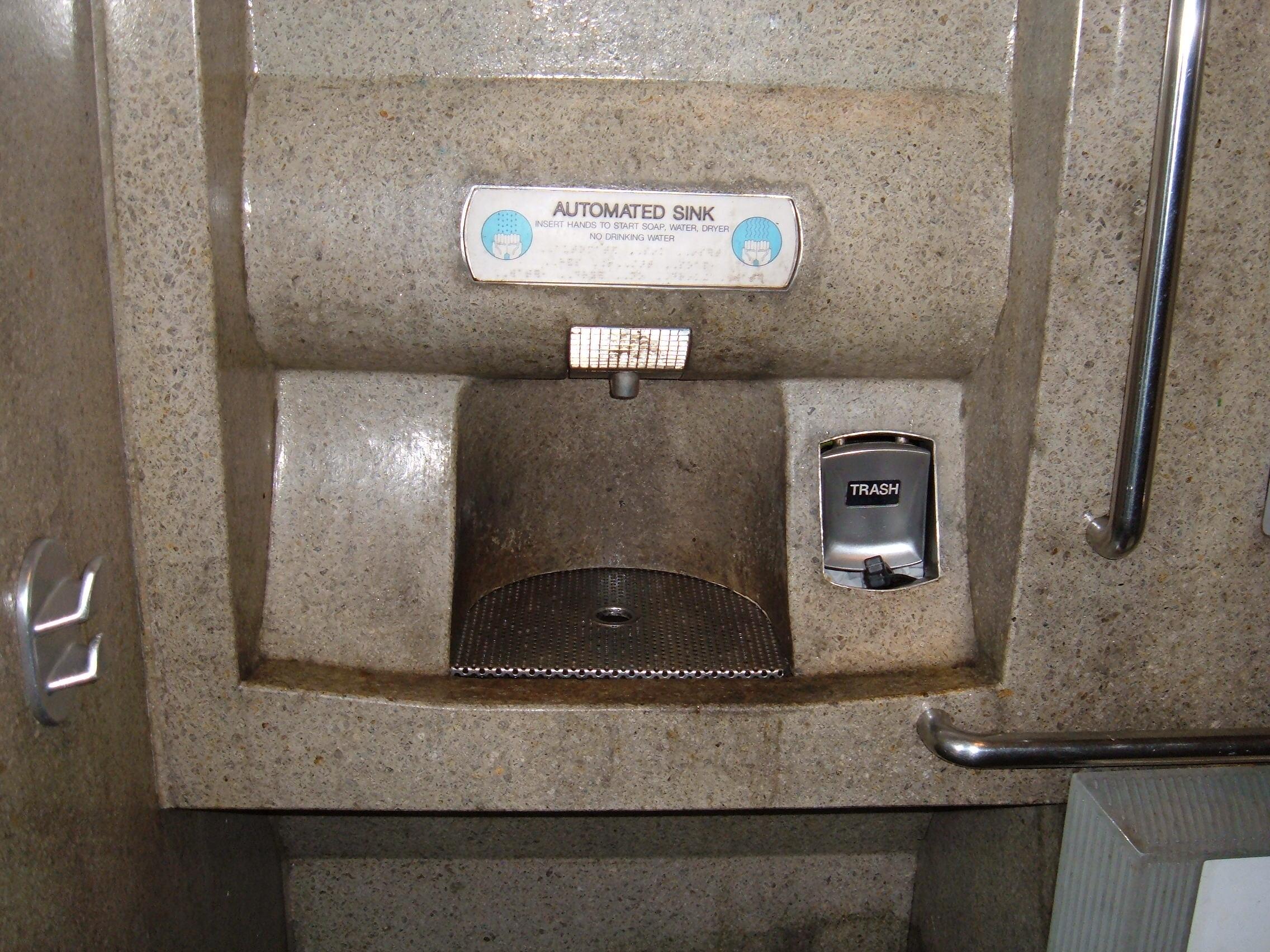 FileSan Francisco Public Toilet SinkJPG