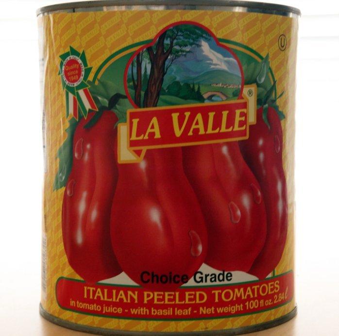 san marzano tomate