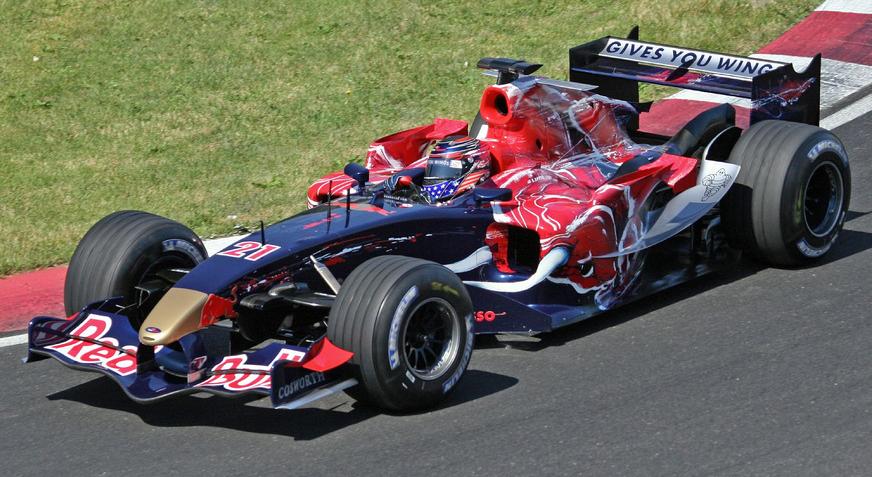 Str Race Car