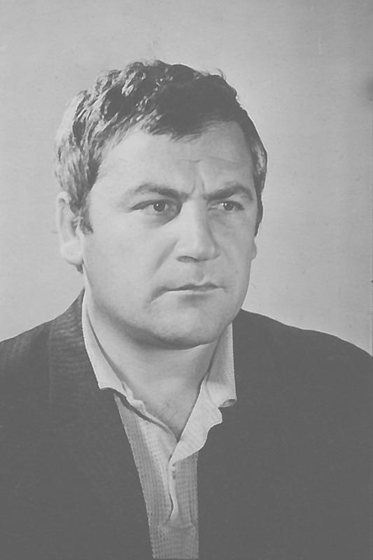 Serafim Saca in 1969