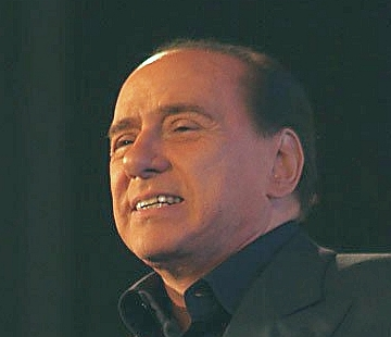 A photo of Prime Minister of Italy Silvio Berlusconi