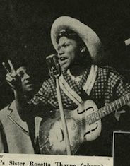 Sister Rosetta Tharpe performing at Cafe Zanzibar (cropped).jpg