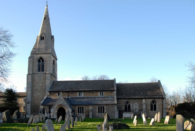 File:St Margaret's Church, Old Fletton, Peterborough - geograph.org.uk - 147475.jpg
