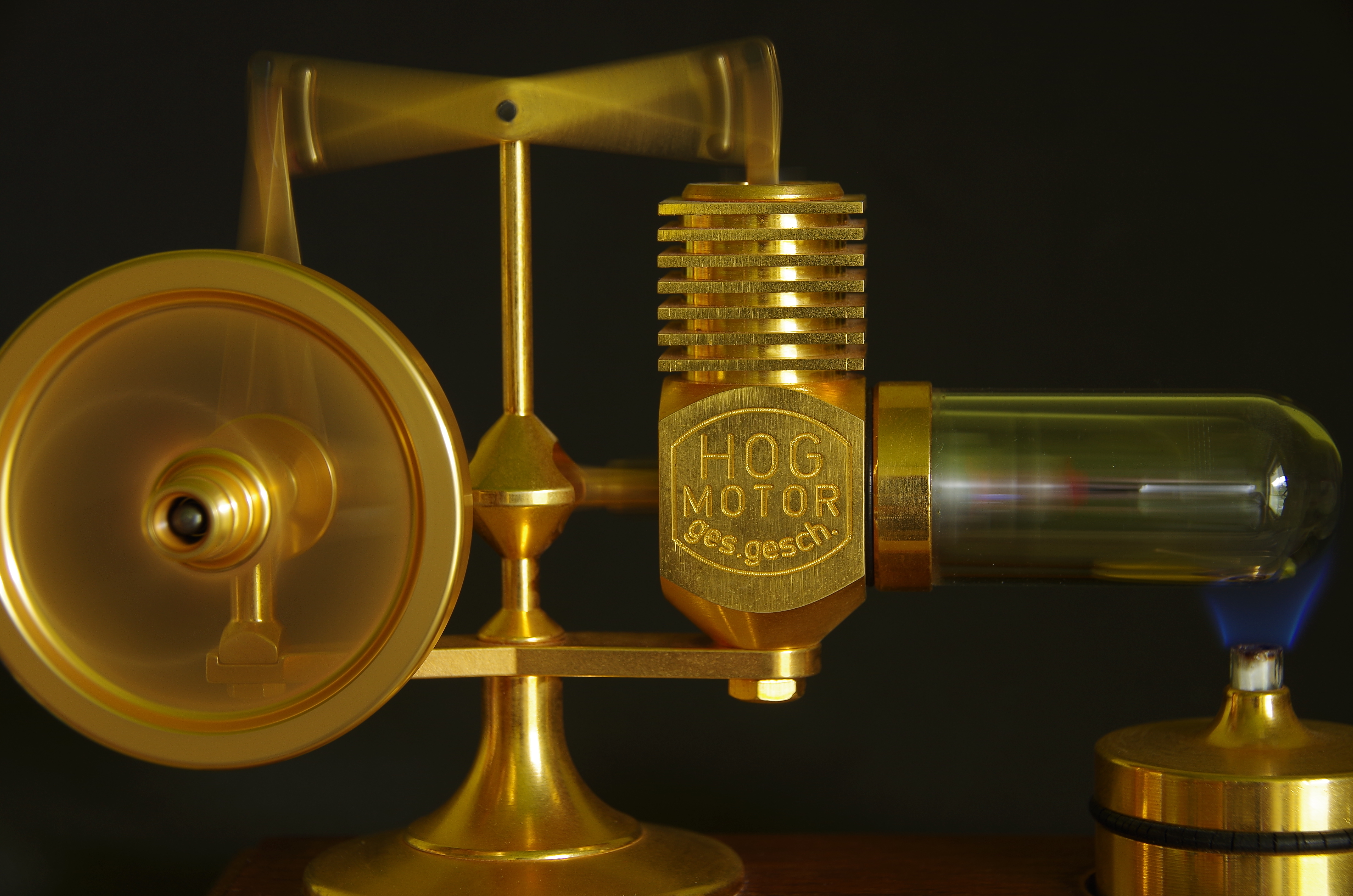 Stirling engine