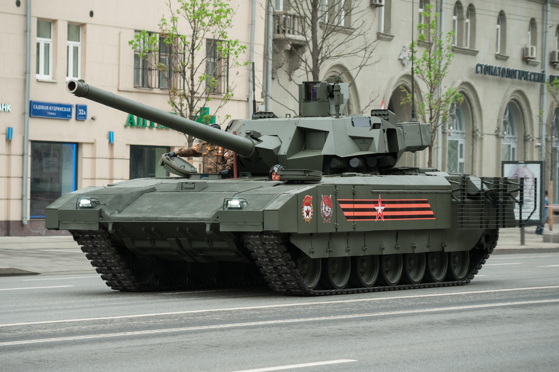 File:T-14 Armata (27053434067).jpg - Wikimedia Commons