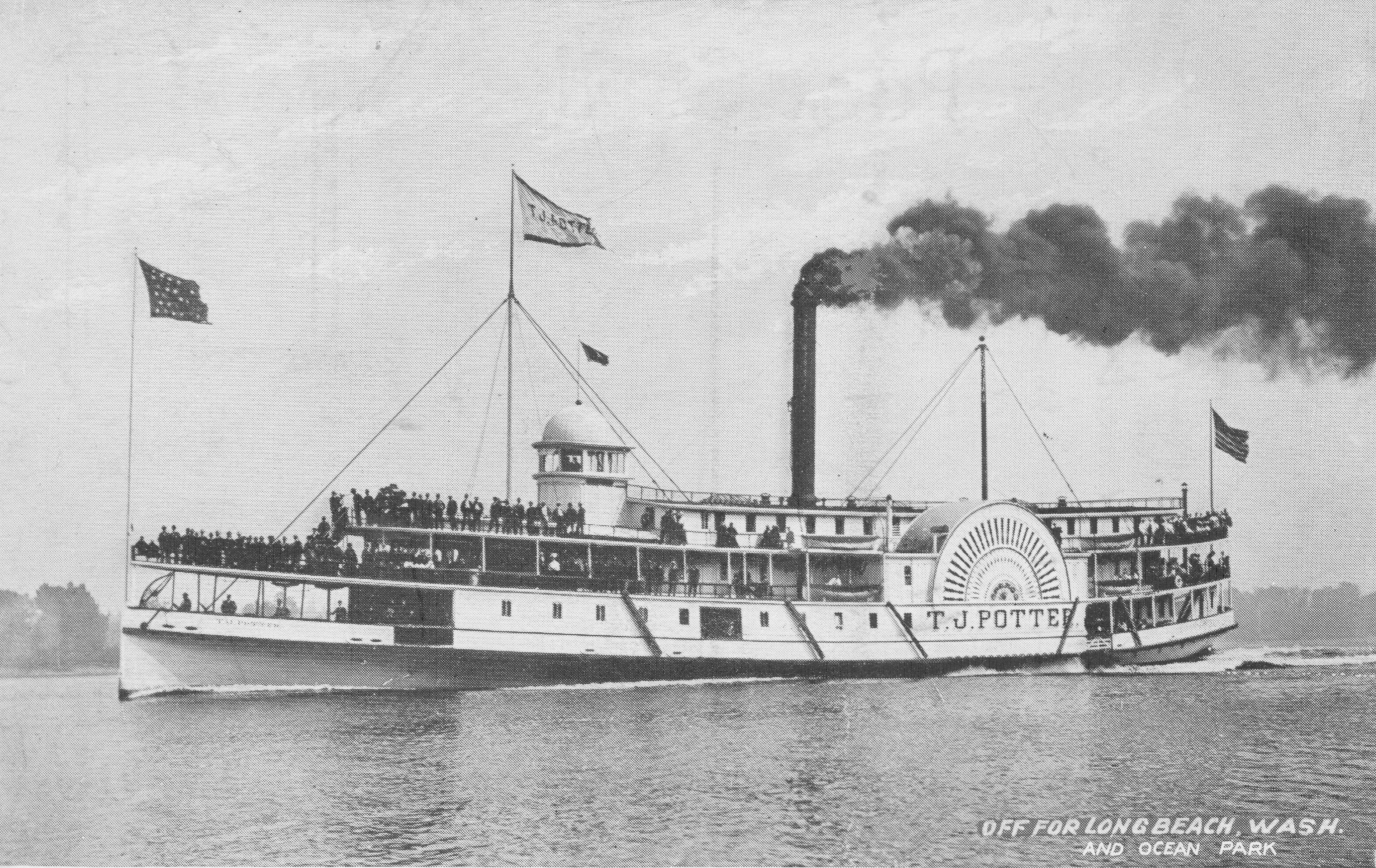 Steamboat in the Industrial Revolution