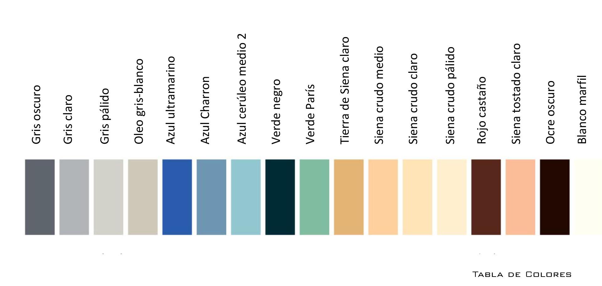 Pin by pinturas berel on decoraci n para casa pinterest for Tabla de colores pintura interior