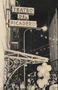 Argentine Open Theatre