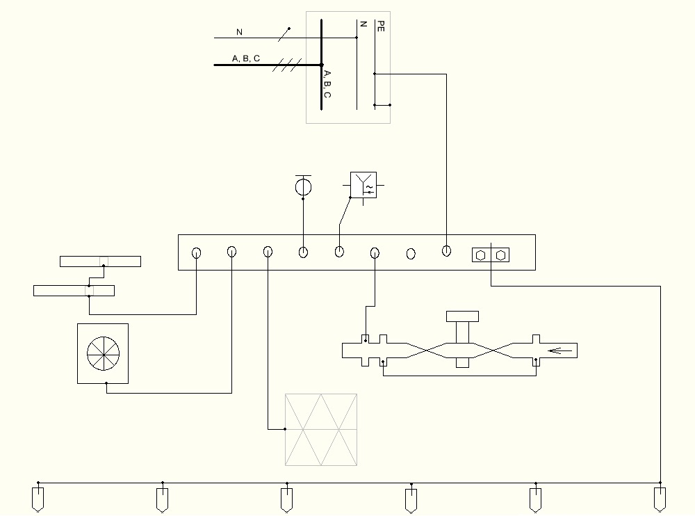Filetechnical diagram of the main earthing busbar in tt and it filetechnical diagram of the main earthing busbar in tt and it systemsg ccuart Gallery