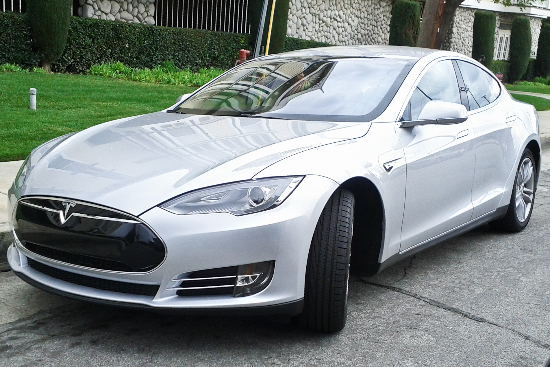 Tred Launching Tesla Test Drives Tred Intern Blog