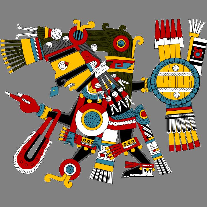 Tezcatlipoca – Wikipedia, wolna encyklopedia