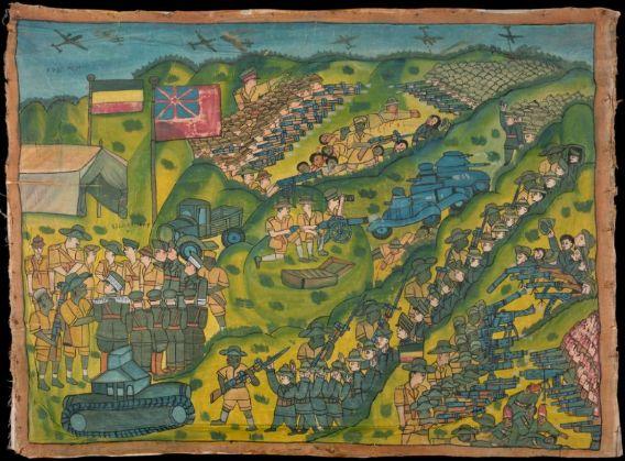 Battle of Gondar - Wikipedia