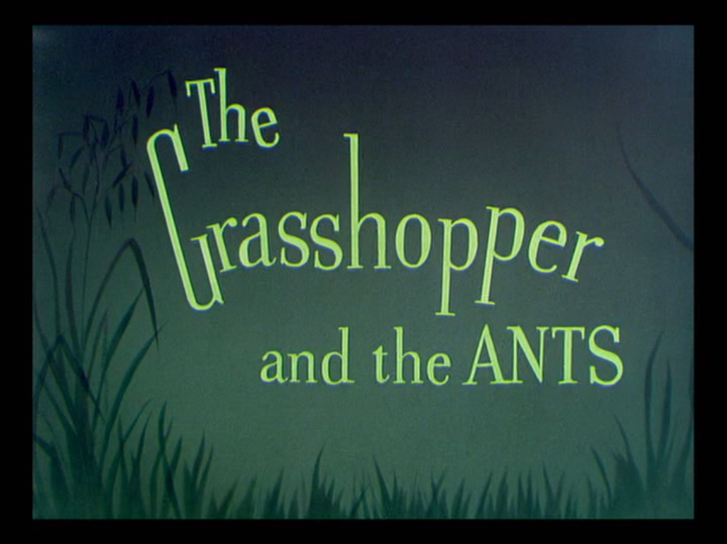 The Grasshopper and the Ants (film) - Wikipedia