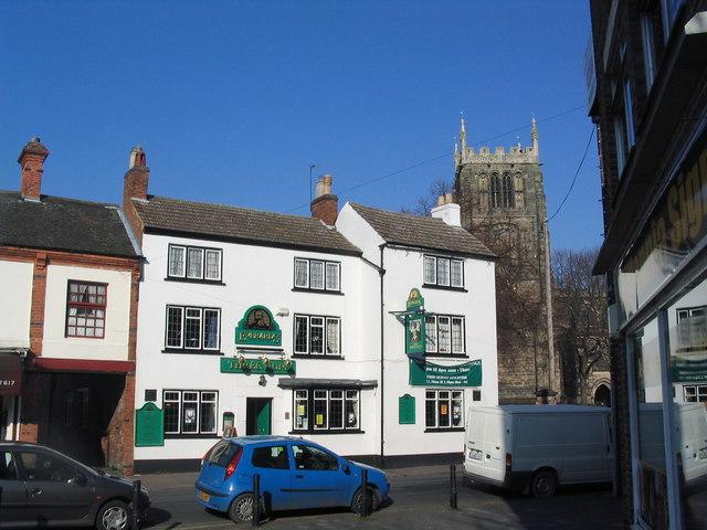 The Three Nuns, Churchgate, Loughborough - geograph.org.uk - 695343