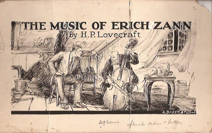 """Résultat de recherche d'images pour """"la musique d'erich zann lovecraft"""""""