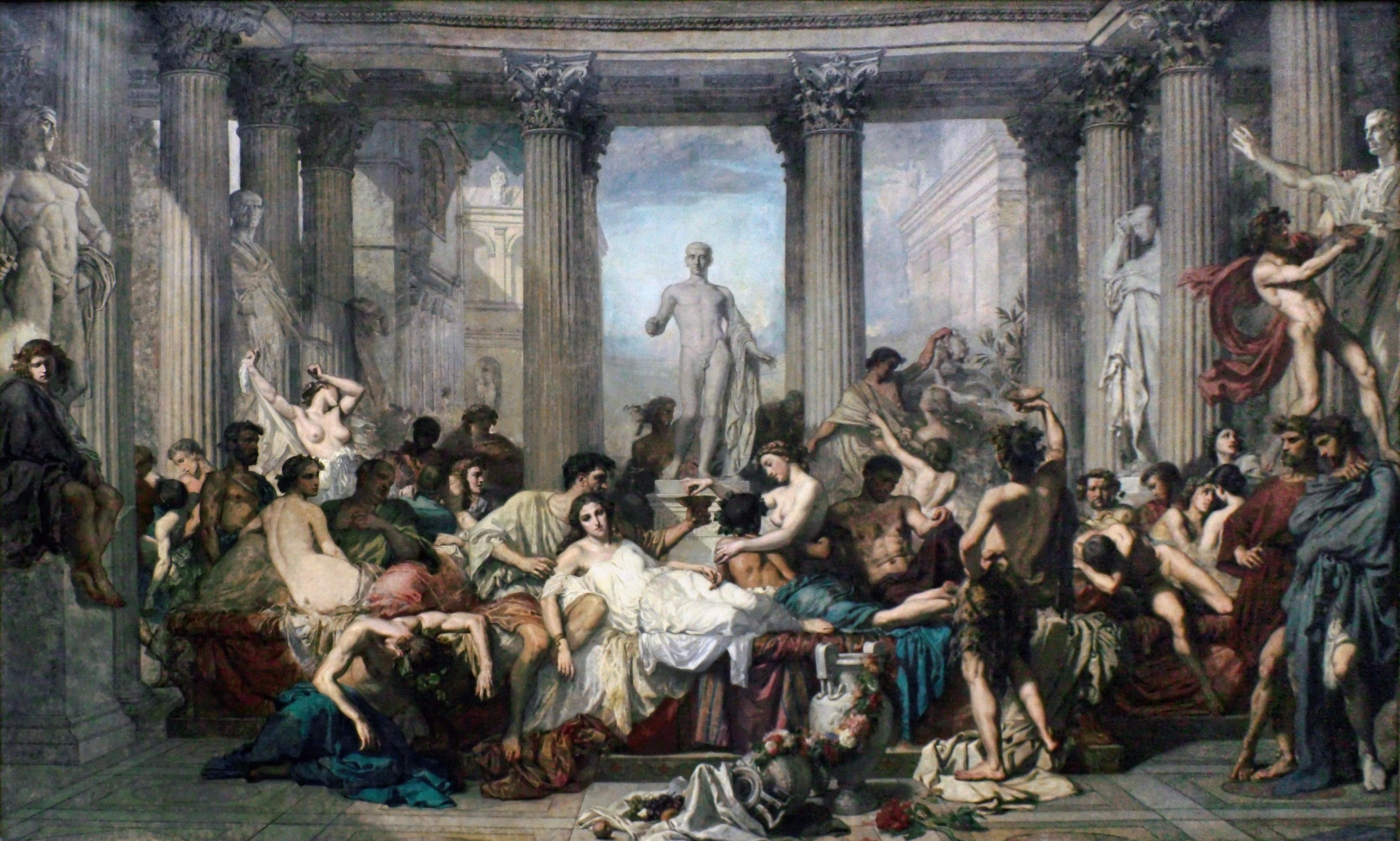 Страсти древнего рима 22 фотография
