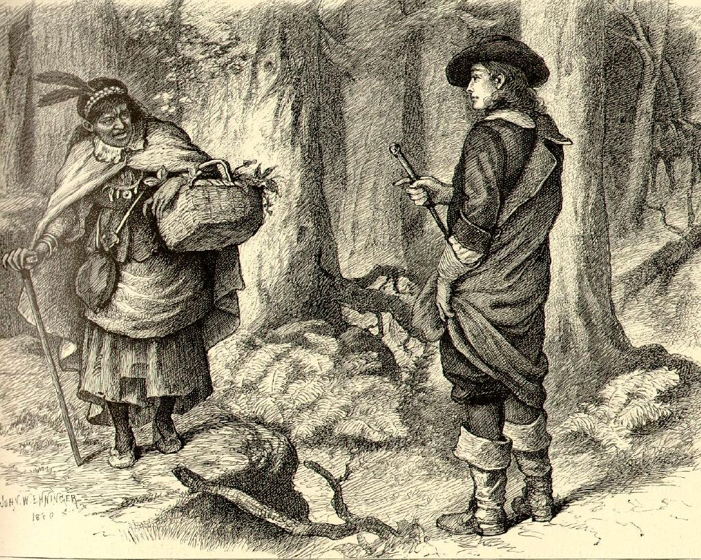 an overview of the life of tituba black witch A list of all the characters in the crucible  the deputy governor of massachusetts and the presiding judge at the witch  tituba - reverend parris's black.