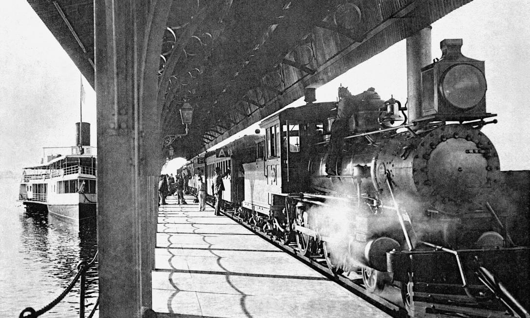 Estação Guia de Pacobaíba