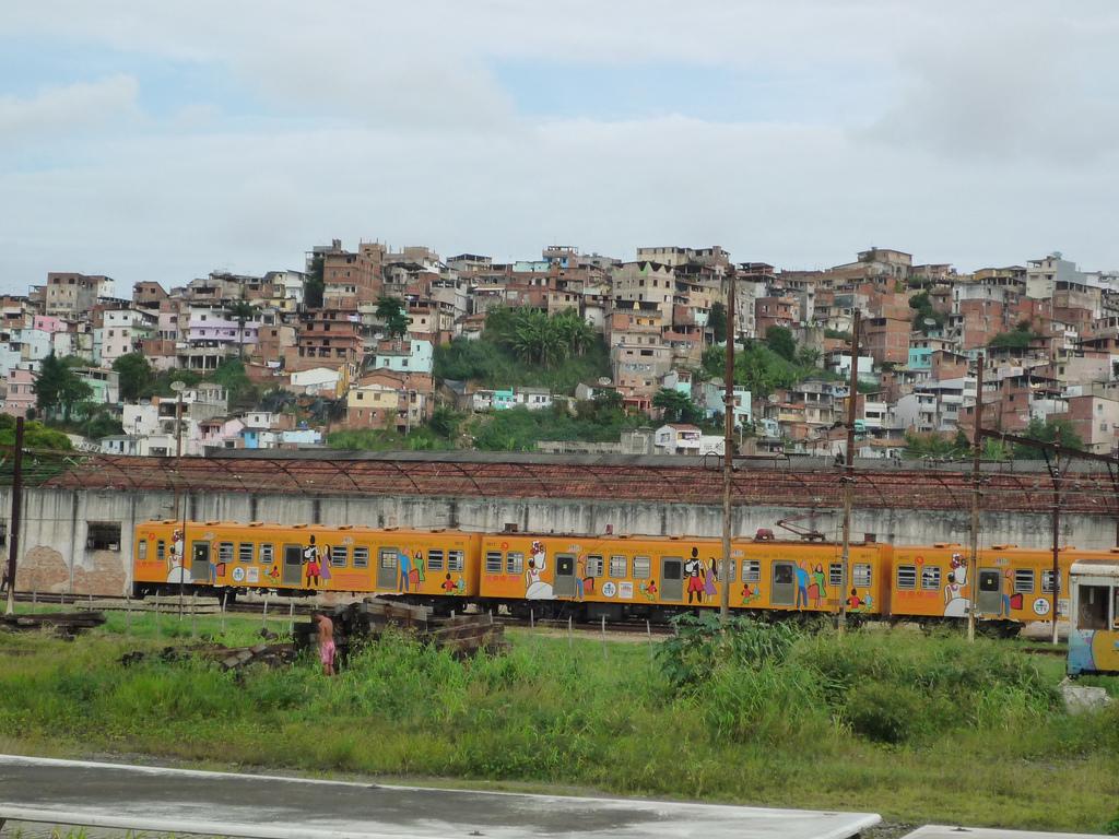 Sistema De Trens Do Sub Rbio De Salvador Wikip Dia A