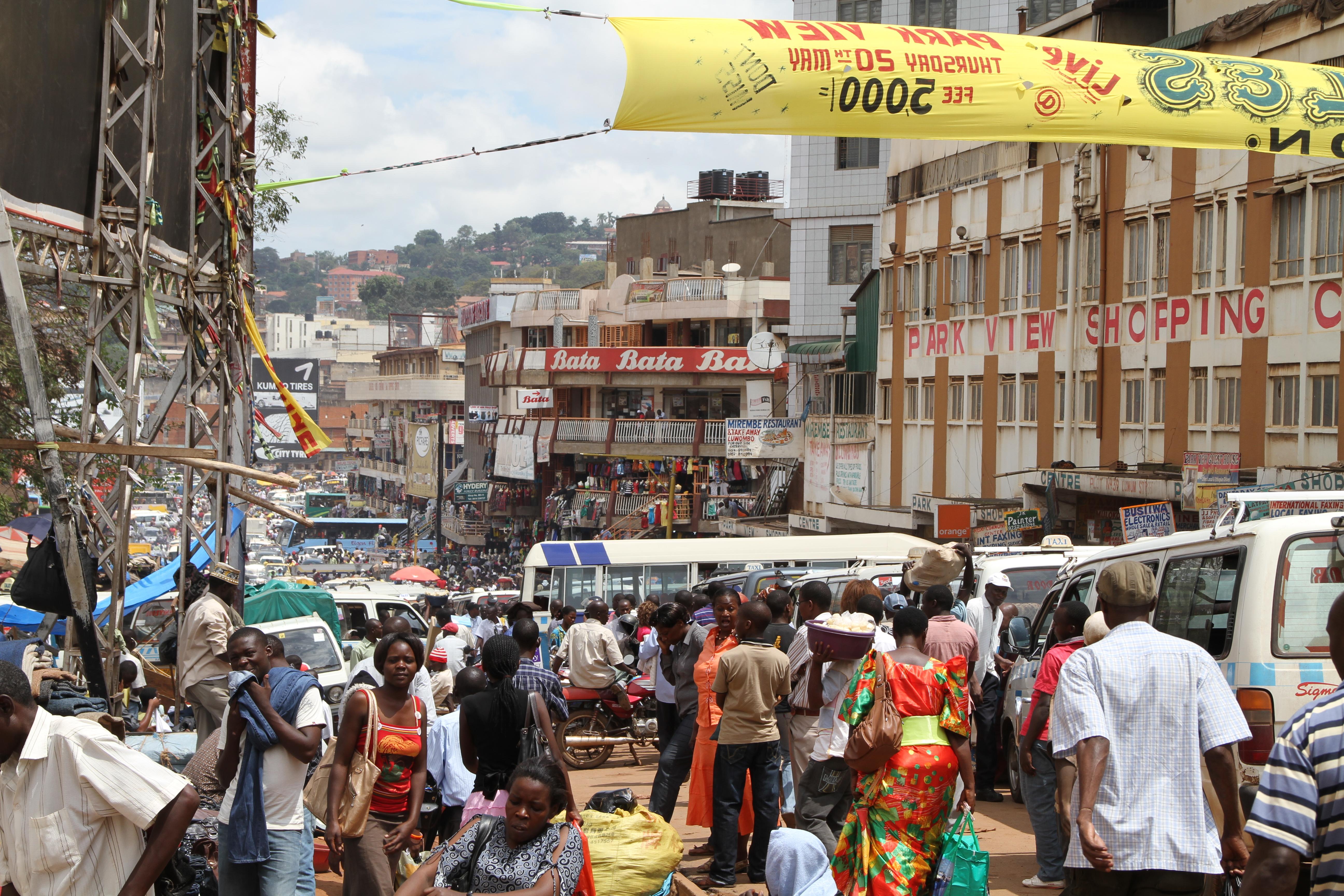 File uganda street market jpg wikimedia commons for Austrian cuisine history