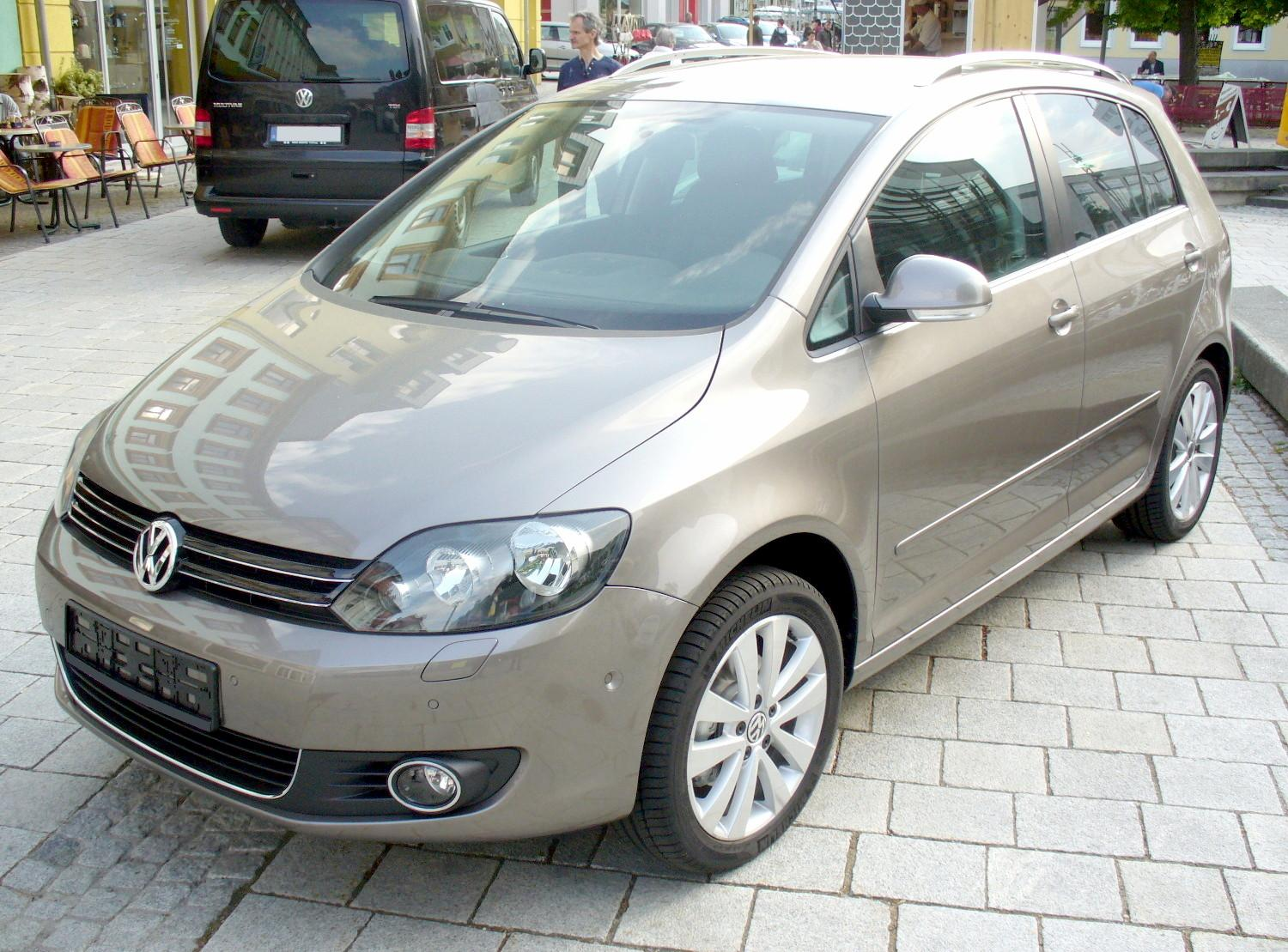 file vw golf plus highline 2 0 tdi facelift jpg. Black Bedroom Furniture Sets. Home Design Ideas