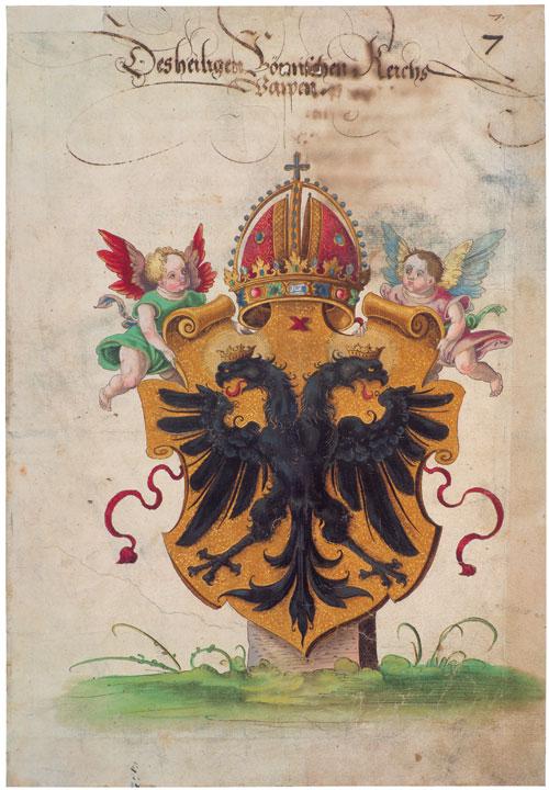 Stemma del Sacro Romano Impero