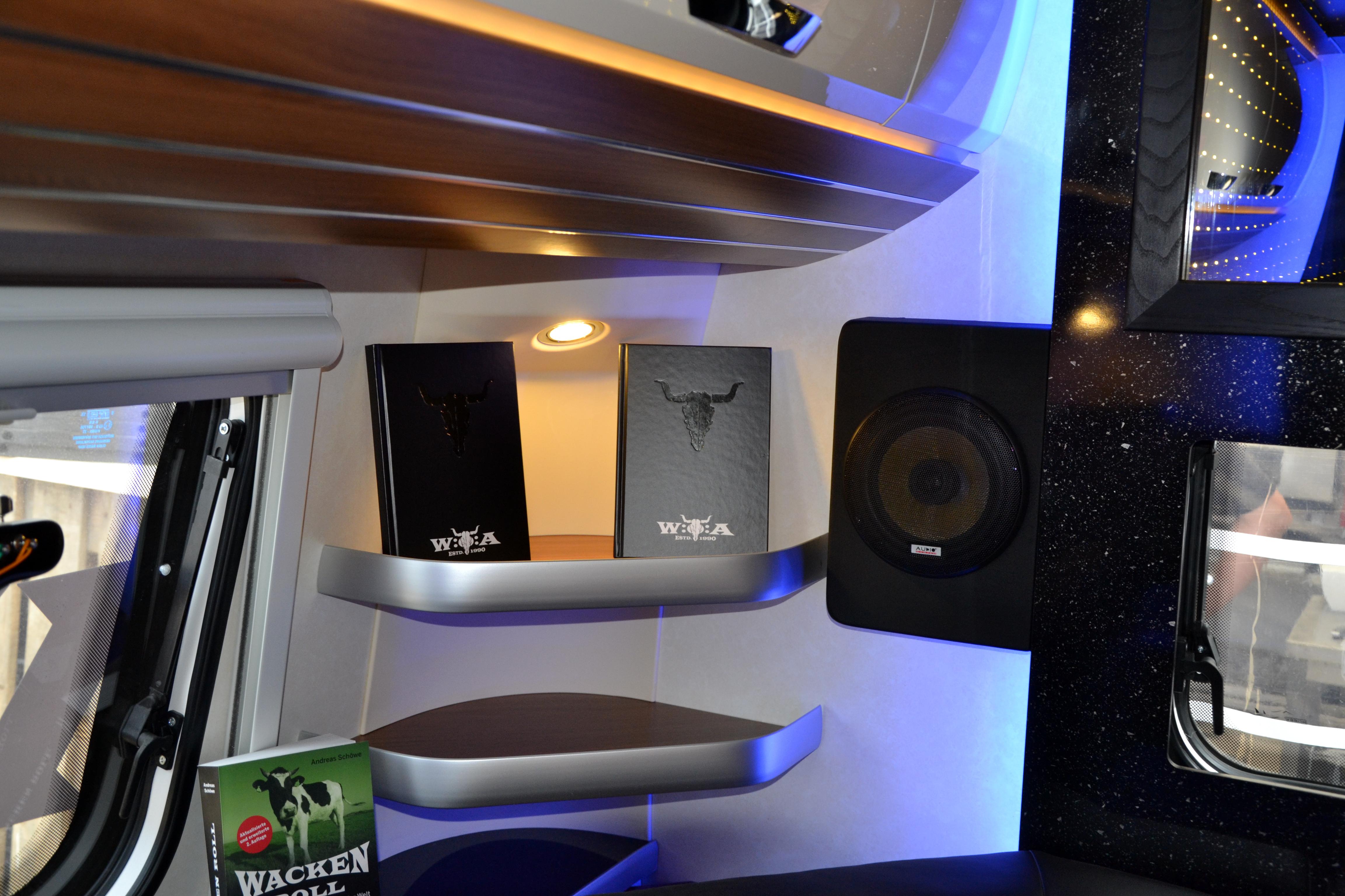 FileWOA Hobby Caravan Premium 560 CFe – Wacken Open Air