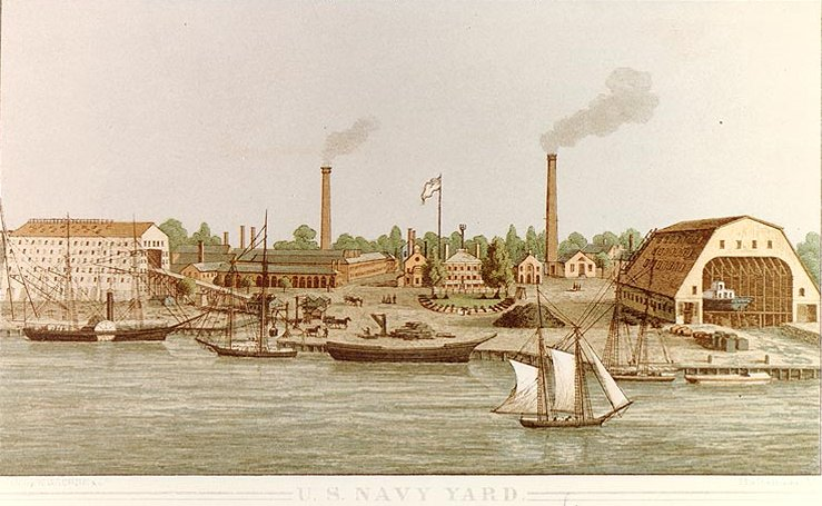File:Washington Navy Yard lithograph 1862.jpg