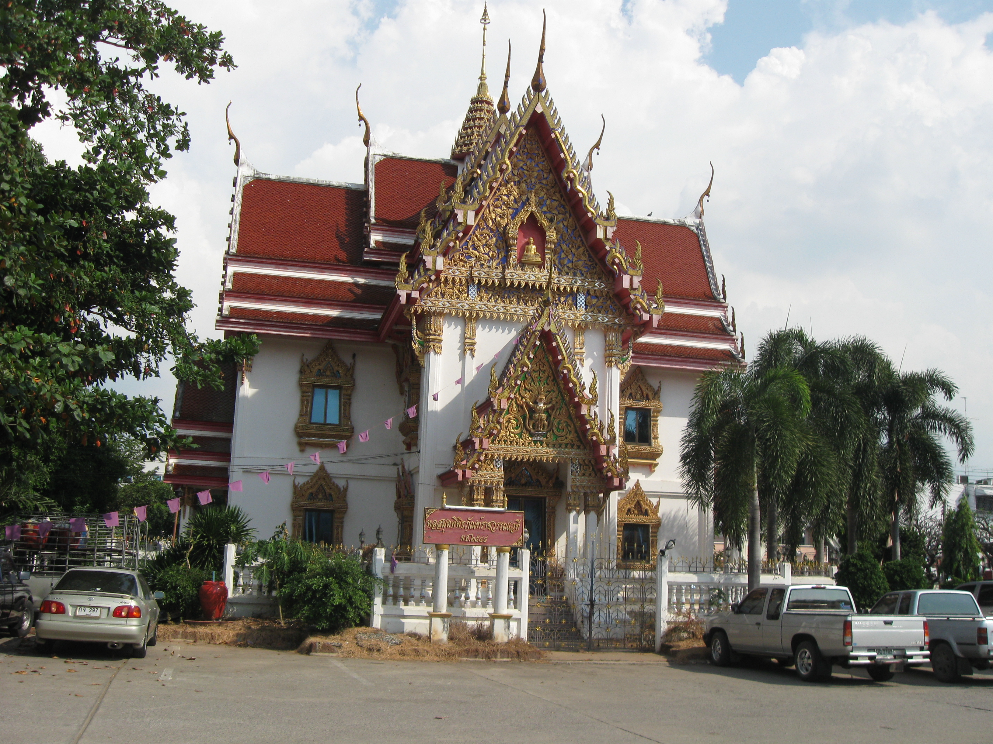 [Chia sẻ] Khám phá du lịch WAT SAO THONG THONG, Lopburi, Thái Lan