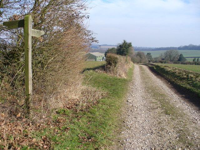 Wayfarer's Walk - geograph.org.uk - 697839