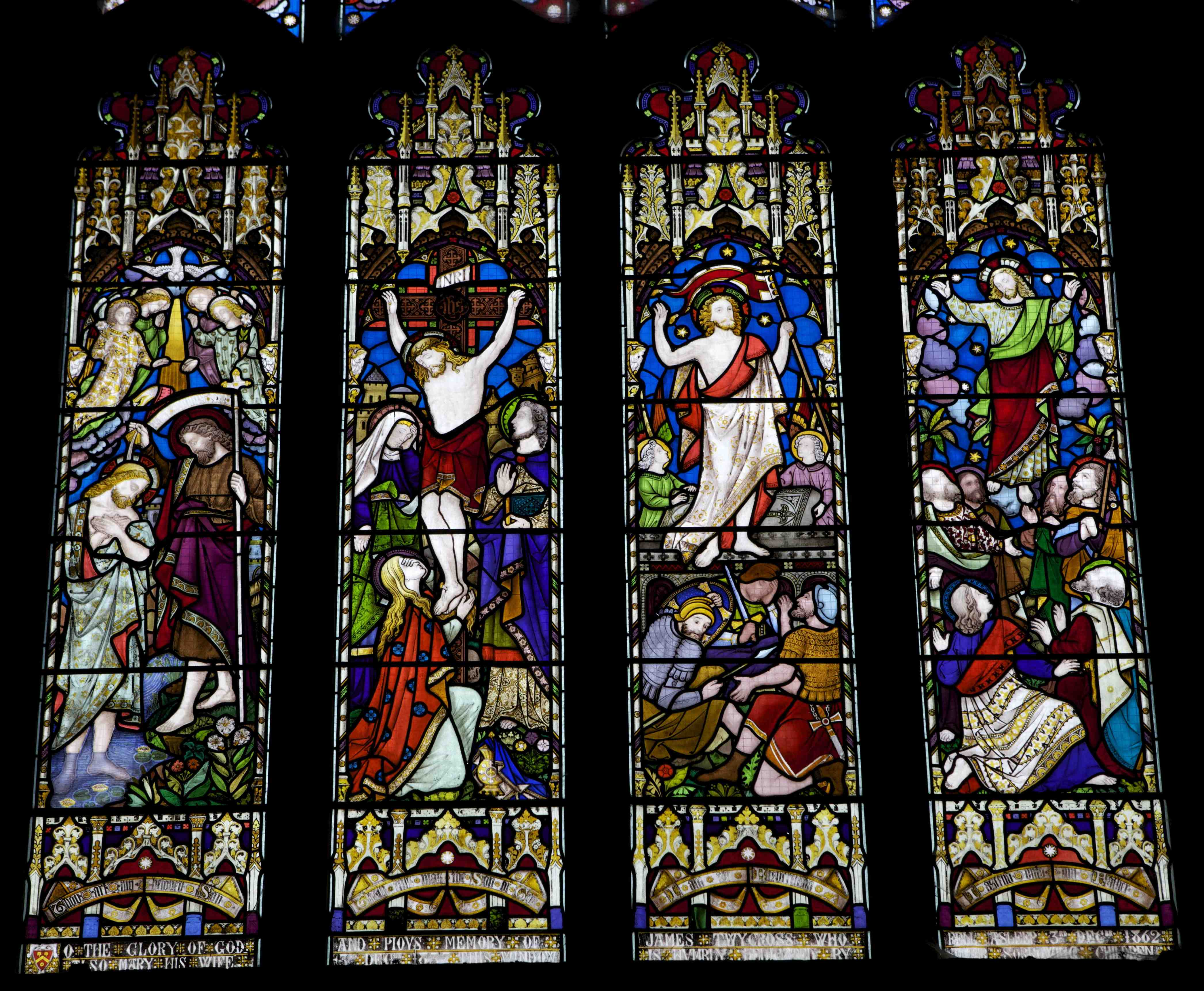 File William Holland Stained Glass Jpg Wikimedia Commons
