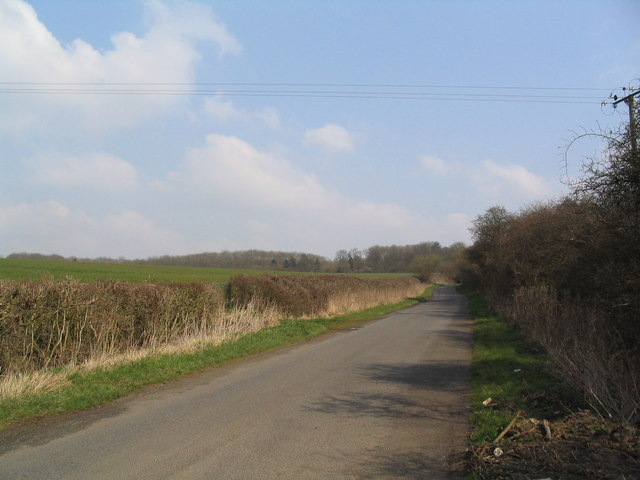 'Harley Way' heading east to Fermyn Woods - geograph.org.uk - 378174