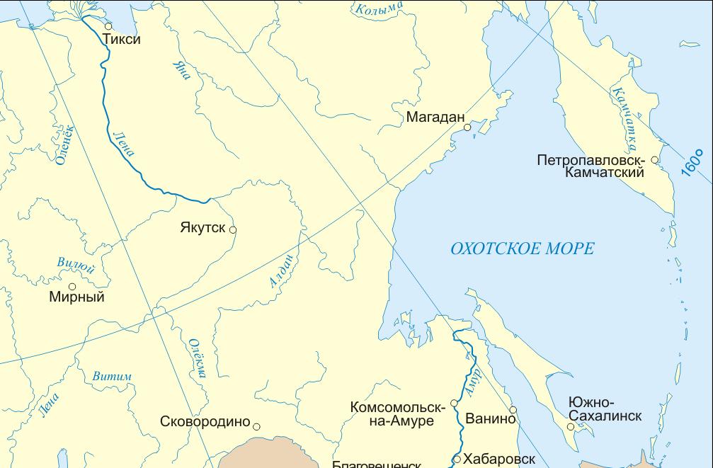 Доклад про охотское море 894
