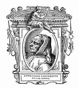 Ambrogio Lorenzetti Italian painter (1290-1348)