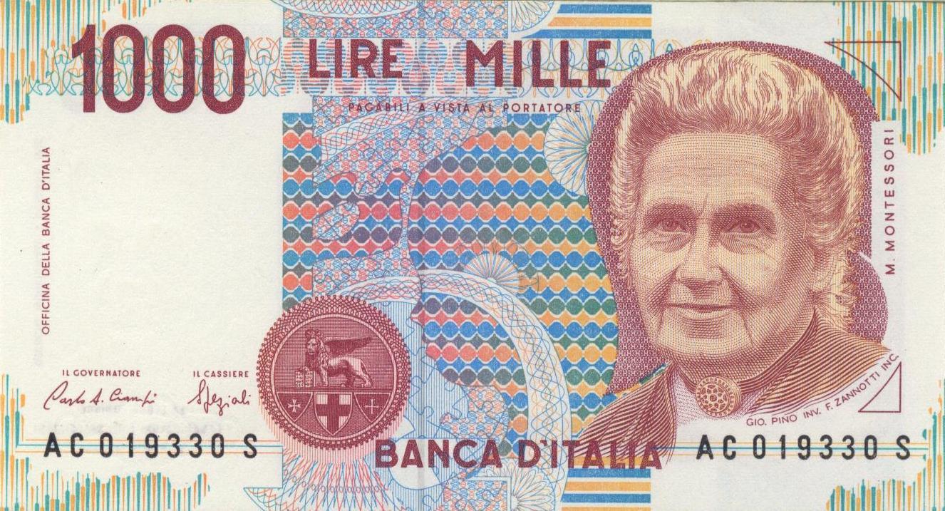 Cambiare le lire in euro, i chiarimenti di Bankitalia