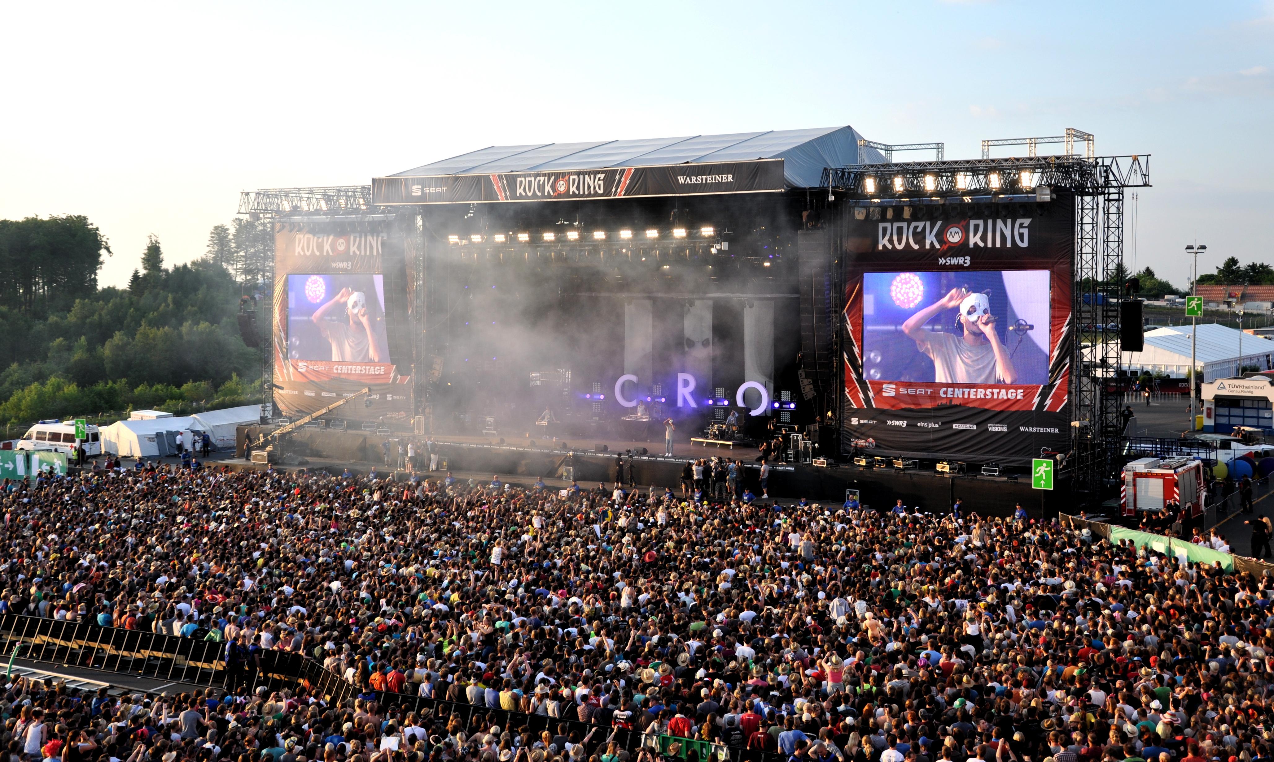 Rammstein Rock Am Ring Setlist
