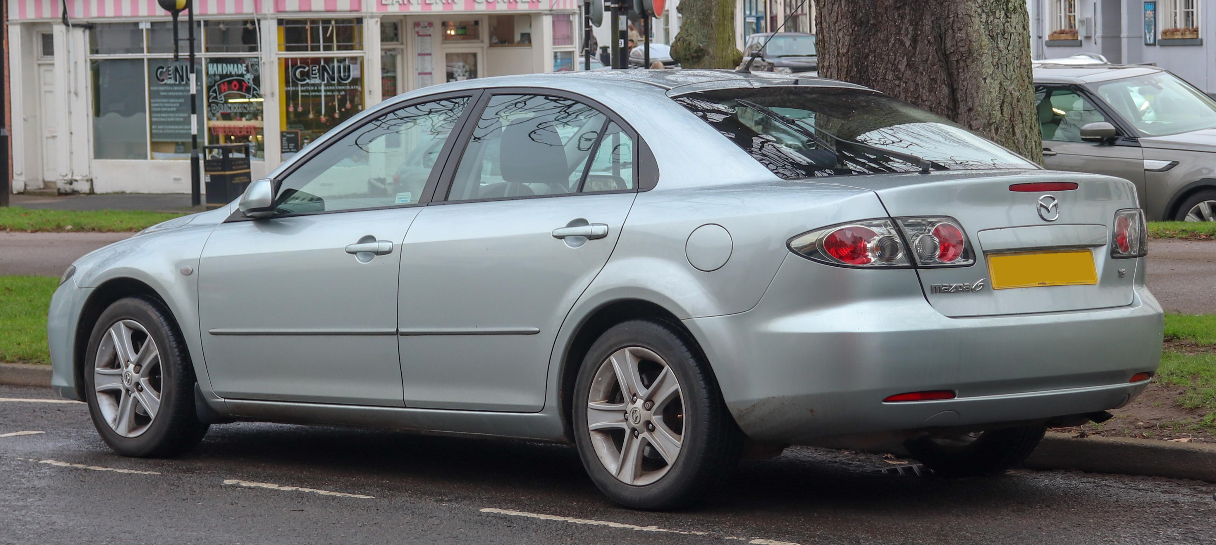 Kekurangan Mazda 6 2006 Perbandingan Harga