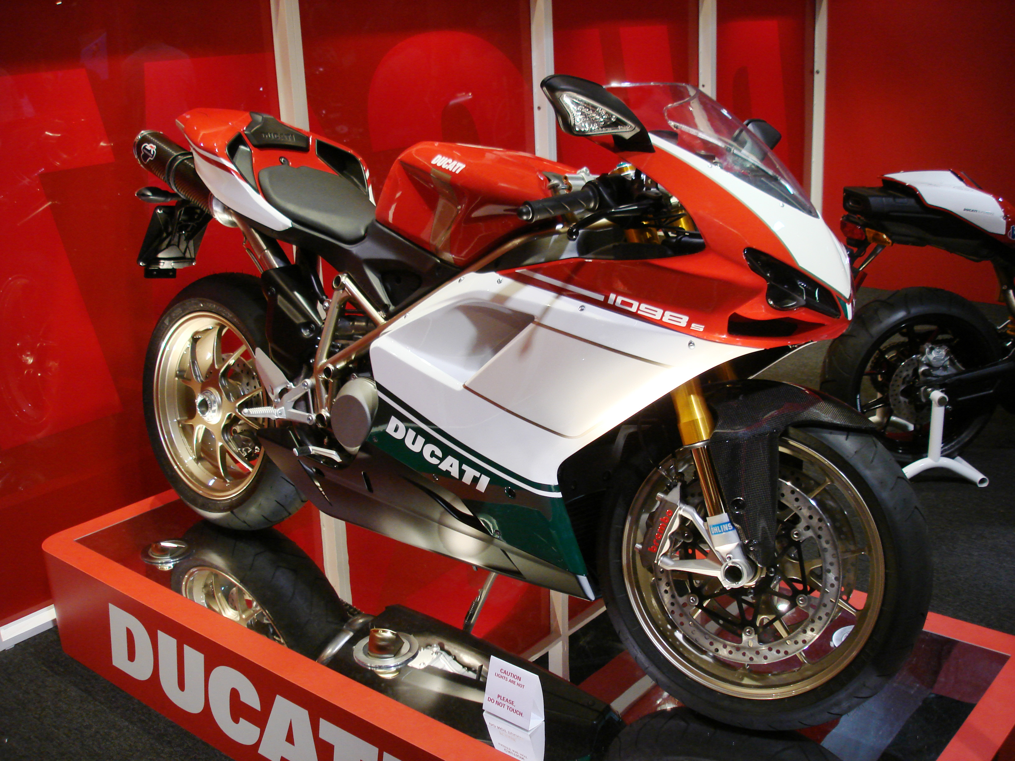 Fastest Ducati Road Bike
