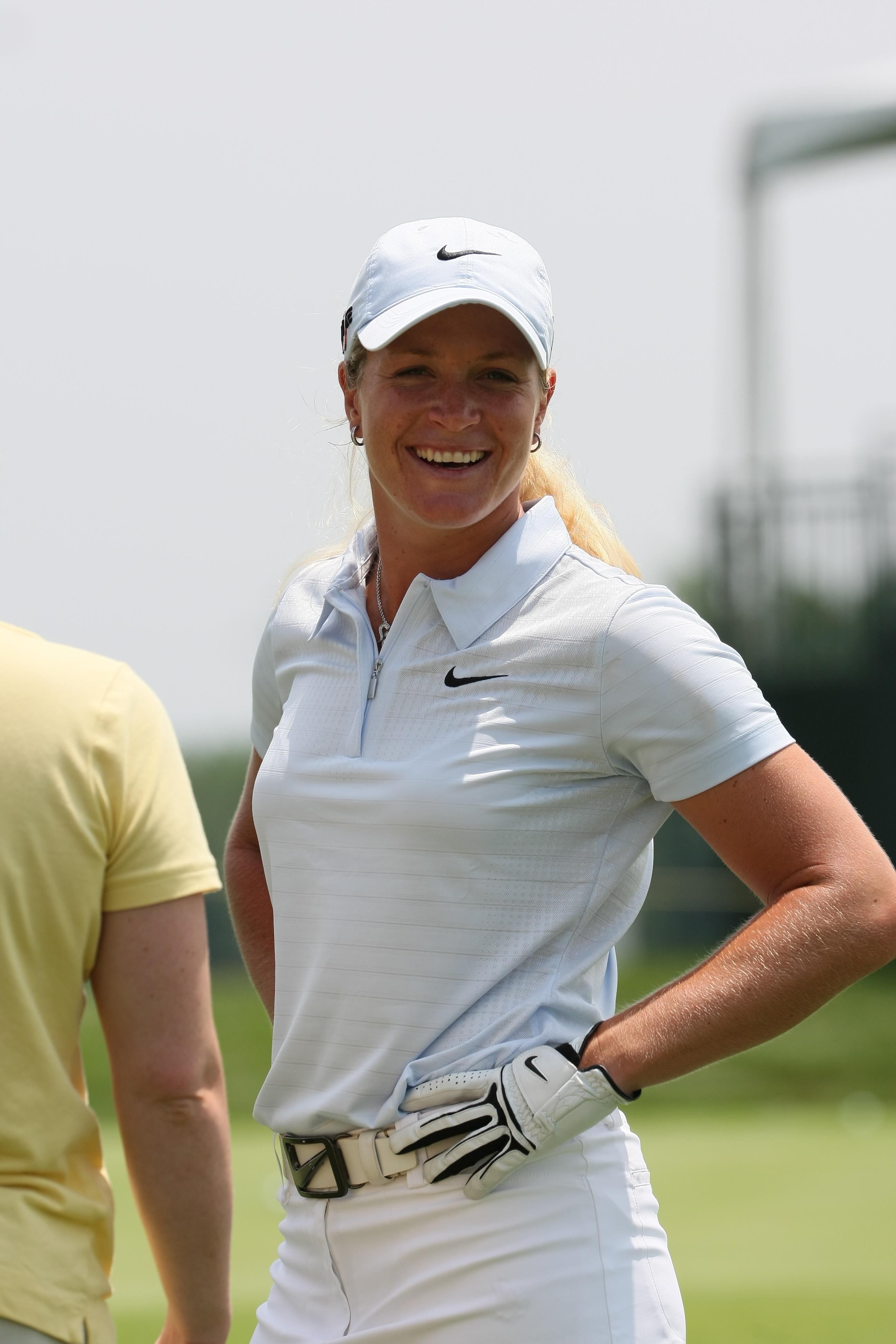 Suzann Pettersen Golf Shoes