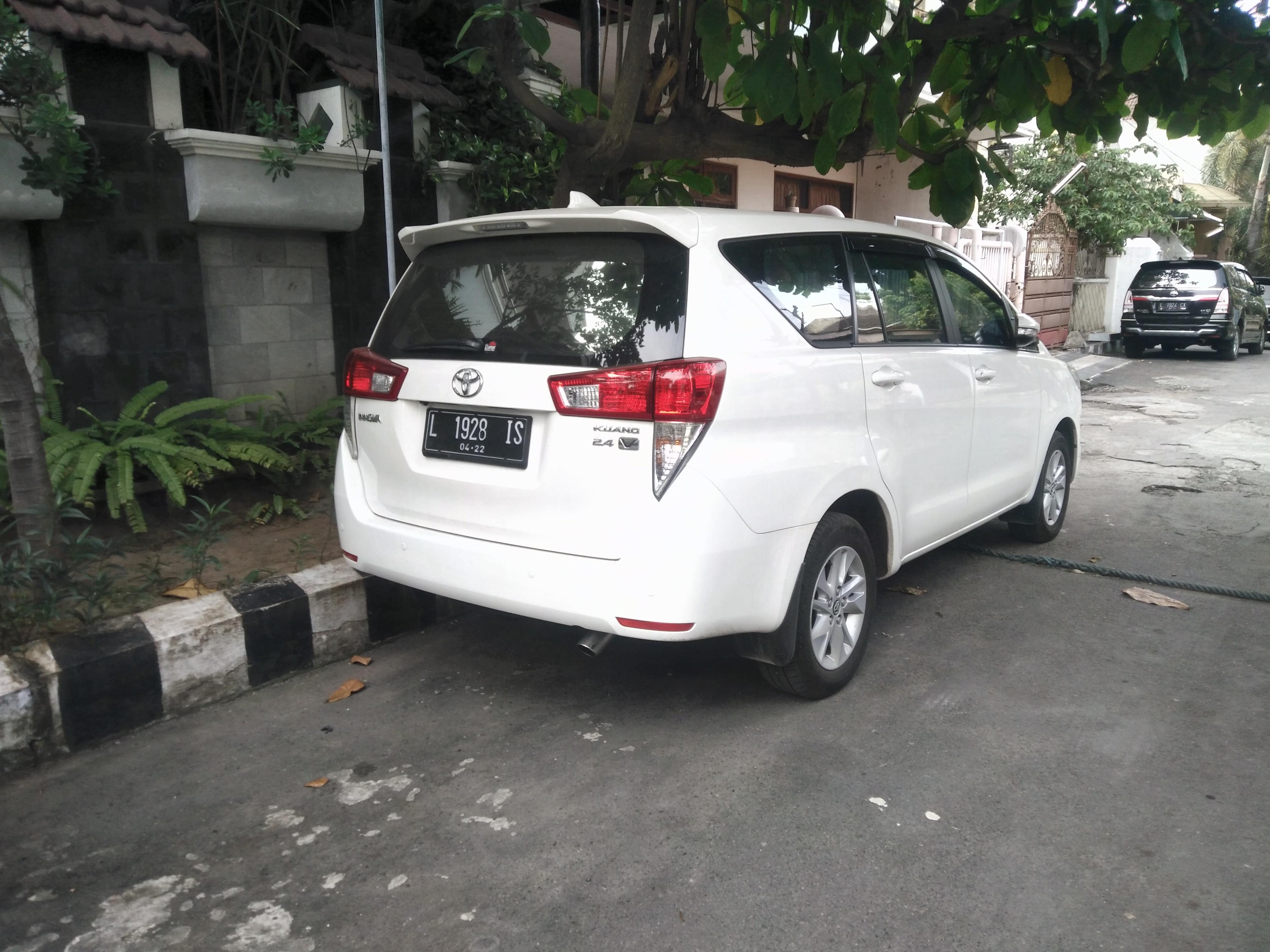 Kelebihan Kekurangan Toyota Kijang Innova V Review
