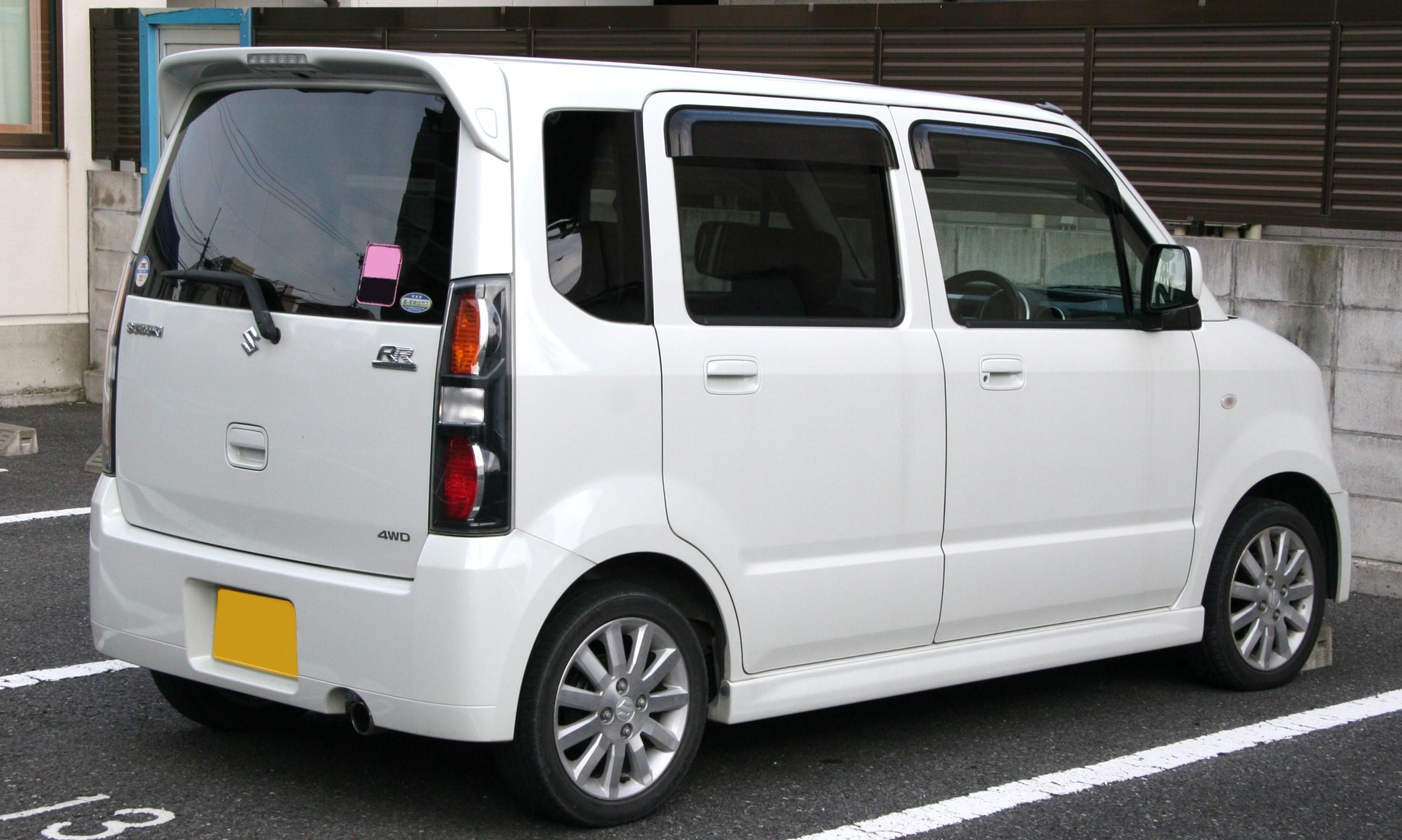 Suzuki In English