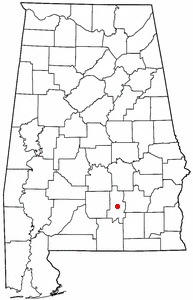 Loko di Rutledge, Alabama